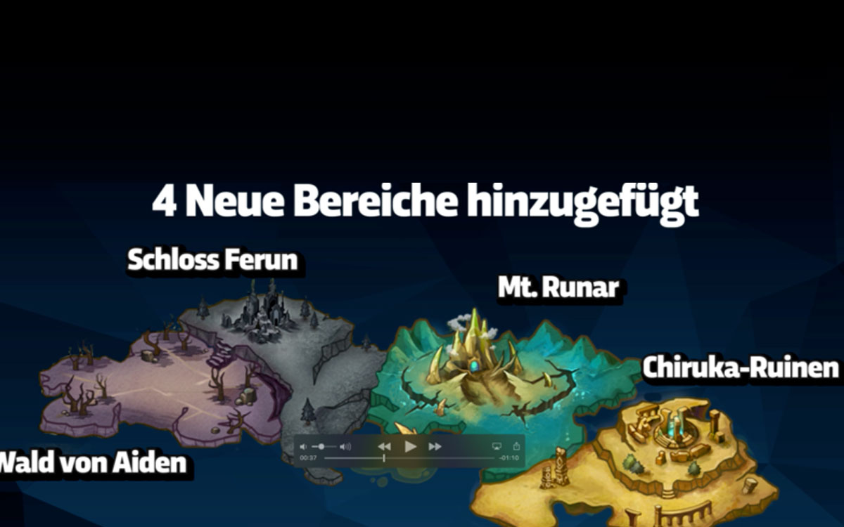 Die Evolution von Summoners War