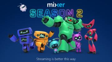 Season 2 für Mixer