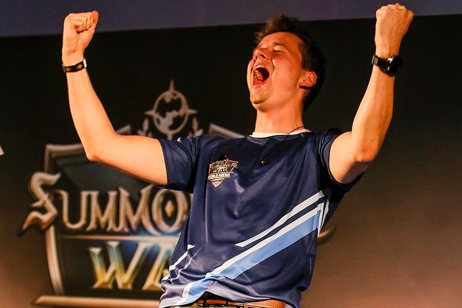 Riesenüberraschung: Underdog DGP gewinnt das SWC Europe-Turnier