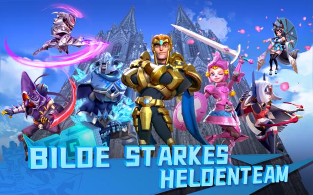 Eure Helden sorgen für RPG-Feeling