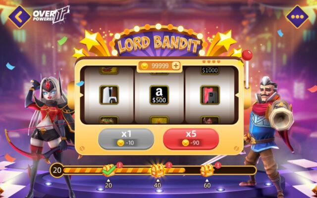 Lord Bandit: Spaß und tolle Preise